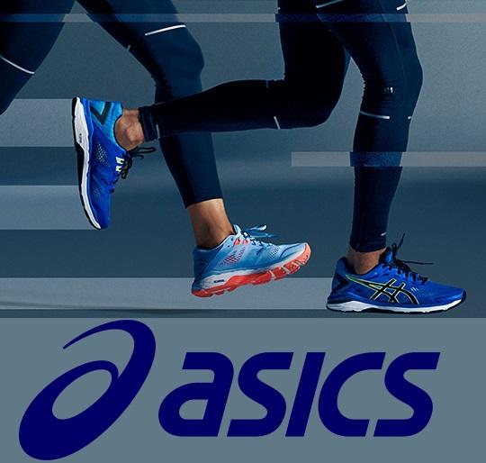 Поступление кроссовок ASICS 2019