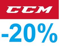 БОЛЬШАЯ СКИДКА НА ХОККЕЙНУЮ ЭКИПИРОВКУ CCM - 20%!!!
