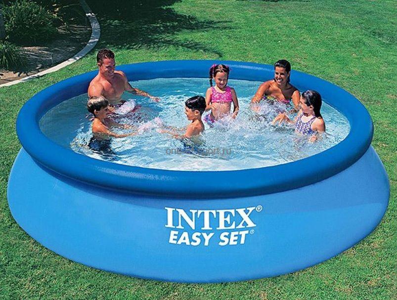 Бассейн Intex Easy Set 28130 (366х76)