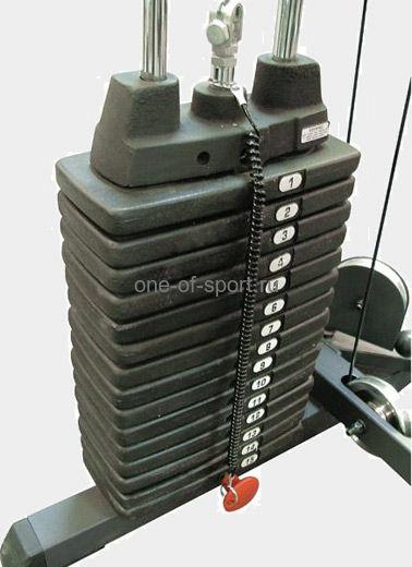 Body Solid SP150 Стек