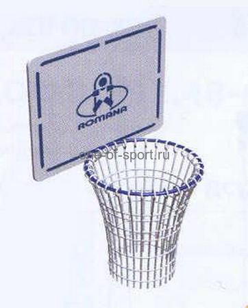 Баскетбольный щит дет. р.460х380мм