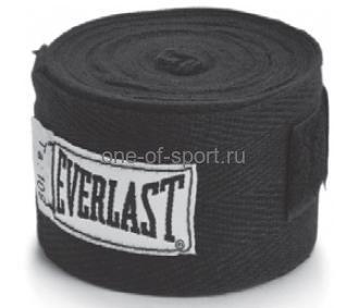 Бинт боксерский Everlast арт.4455 (хлопок) 2.75м