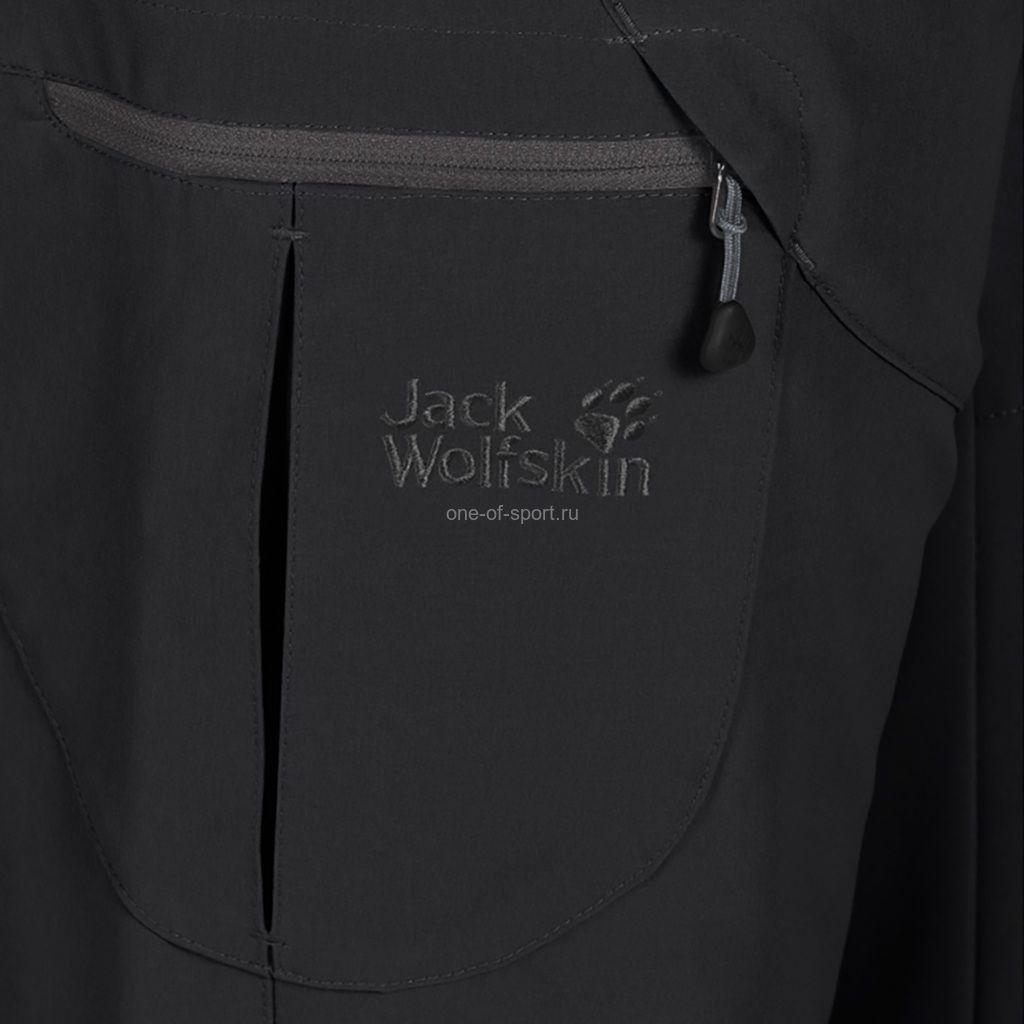 Брюки Jack Wolfskin Chilly Track XT 1502381
