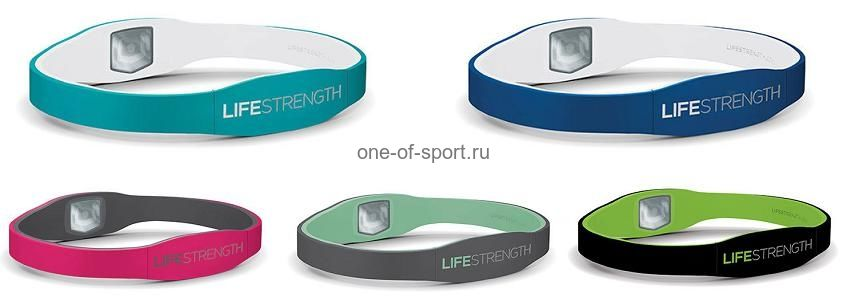 Браслет Lifestrength Pure