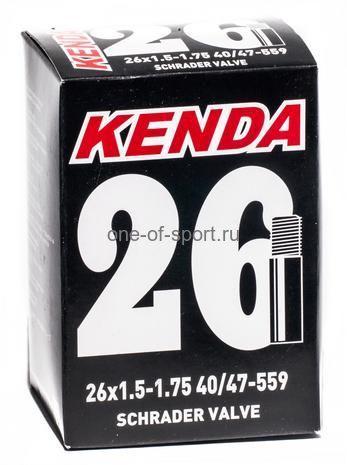 """Велокамера 26"""" 1.5-1.75 a/v Kenda арт.510322"""