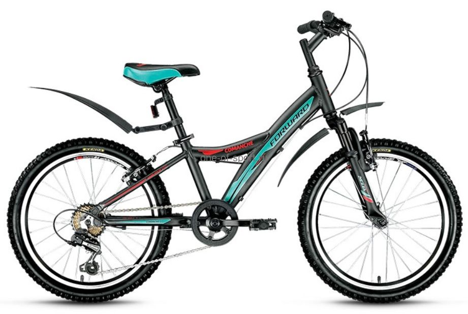 Велосипед Forward Comanche 2.0 20