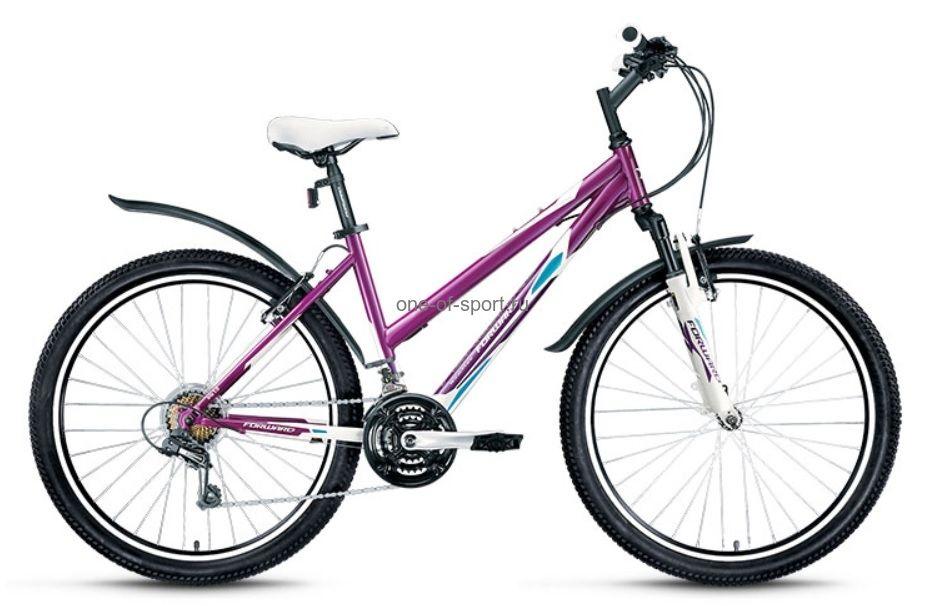 Велосипед Forward Iris Lady 1.0 26