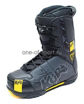 Ботинки с/б Black Fire Kurt 2 QL р.41-46
