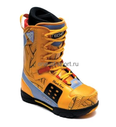 Ботинки с/б Black Fire Junior Boy р.33-42