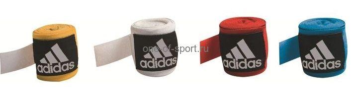 Бинт боксерский Adidas арт.adiBP03 Boxing Crepe Bandage 2.55м