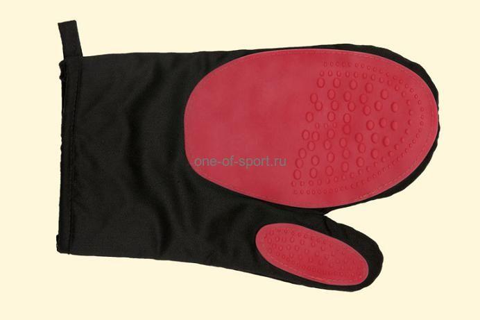 Варежка Пикничок жаропрочная с силиконовым покрытием арт.401-035