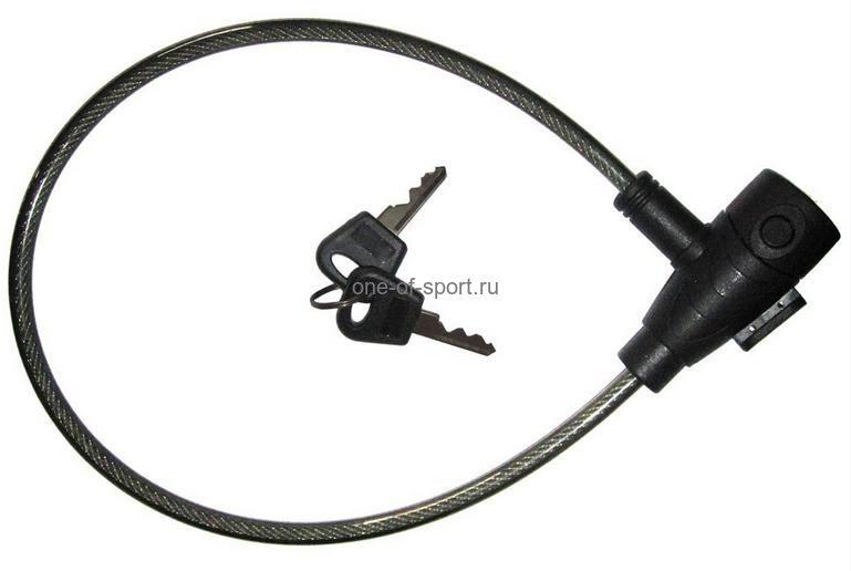 Велозамок XLC 600 х 8 ключ арт.2502320500