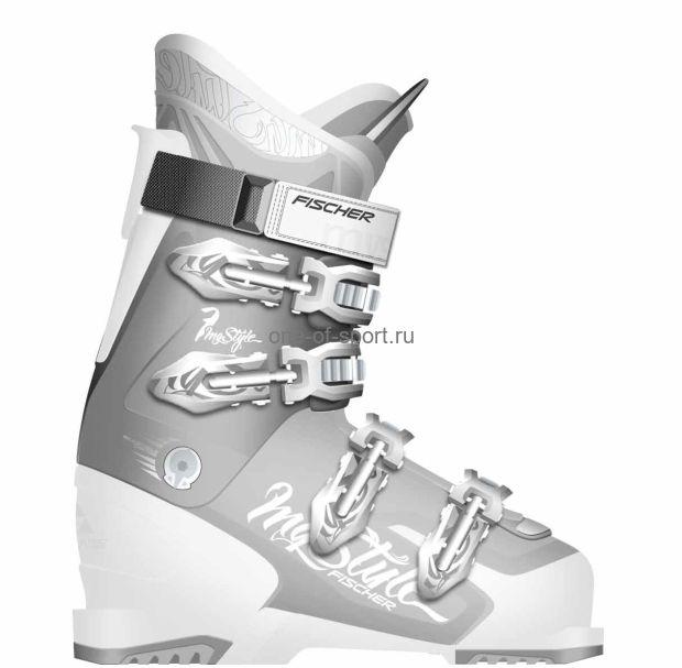 7f6e7a7d8508 Купить Ботинки г л Fischer Soma My Style 7 арт.U50212 р.23.5-26 по ...