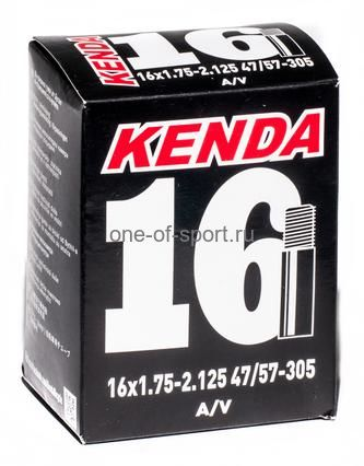 """Велокамера 16"""" 1.75 Kenda арт.511303"""