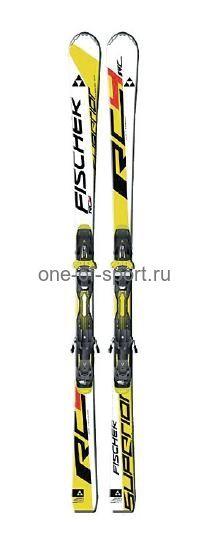 Горные лыжи Fischer RC4 Superior RC + RC4 Z12 арт.A07013 р.160-170