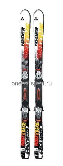 Горные лыжи Fischer Motive 74 Powerrail+ RS10 арт.A13613 р.150-170