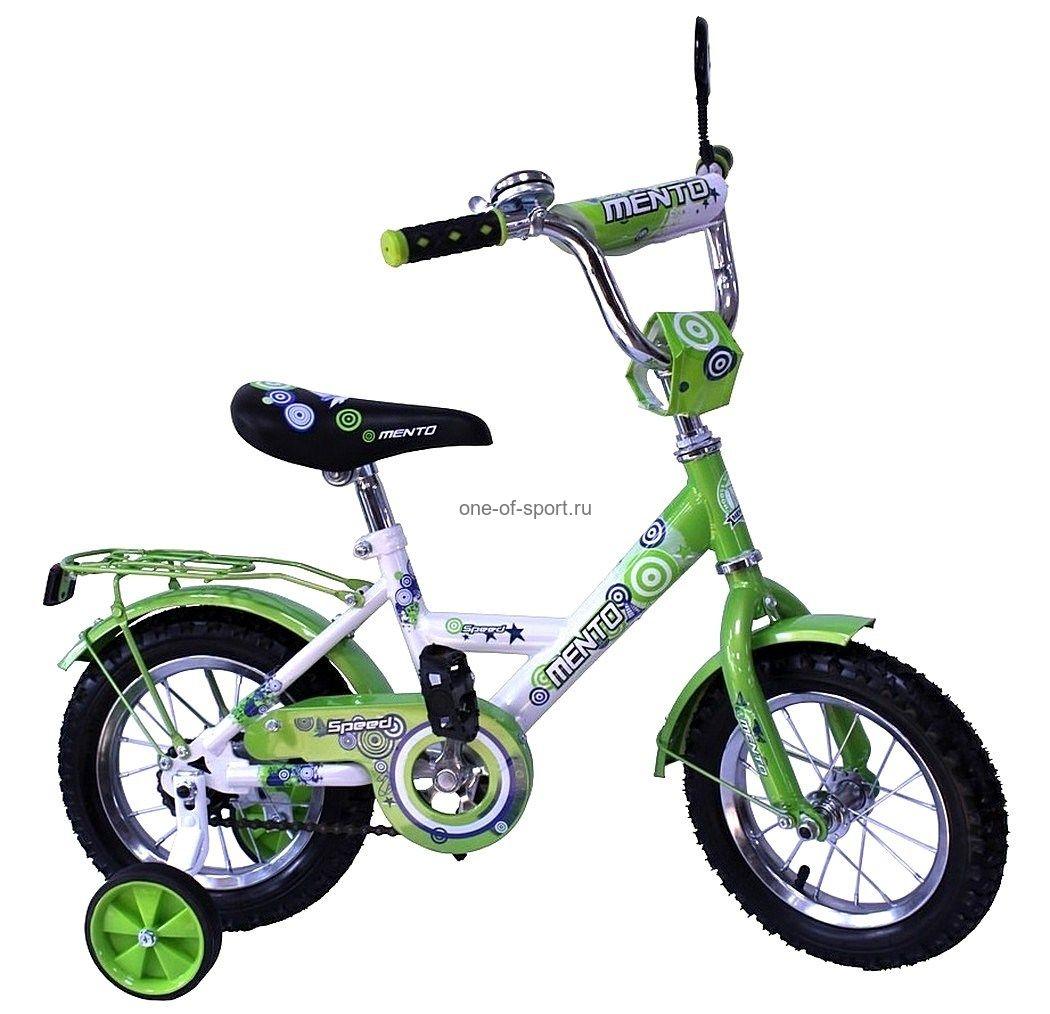 Велосипед Mento SW R23 12
