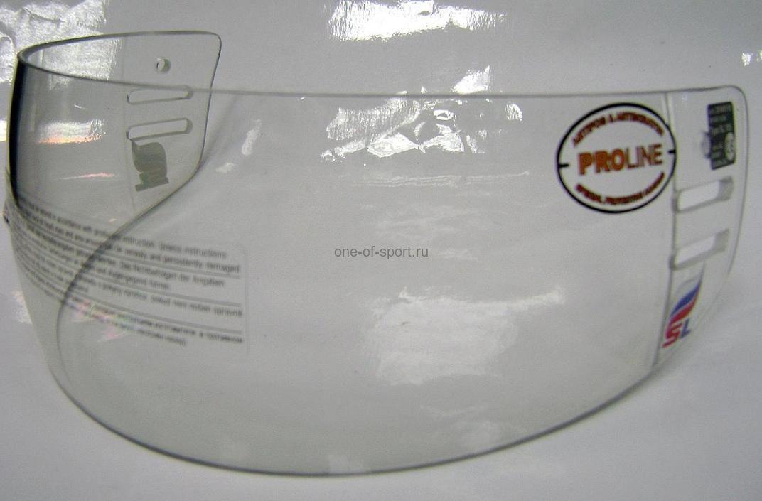 Визор SL Pro Line Aviator Clear арт.105