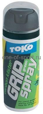 Грунт Toko (клистер) Carbon (зелёная) 70мл. базовая (спрей)