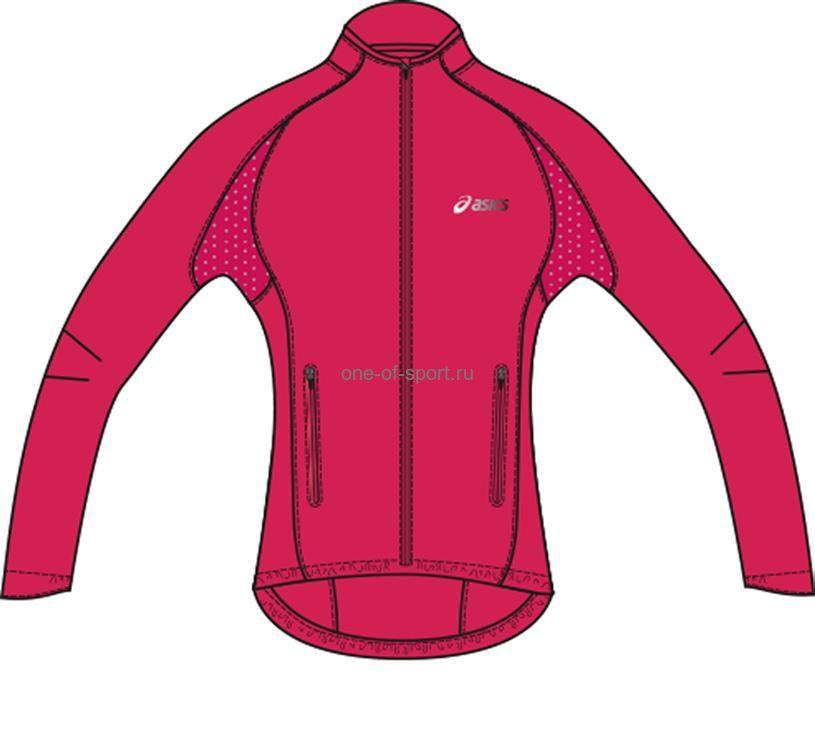 Ветровка Asics Woven Jacket арт.110426 р.XS-L