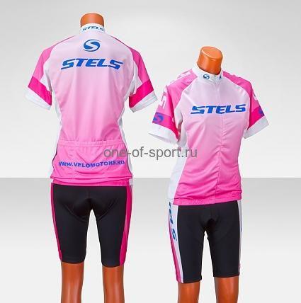 Велошорты жен. Stels арт.STCB-019 р.XS-L
