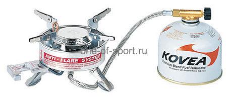 Горелка газовая KOVEA со шлангом арт.ТКВ-9703-1S