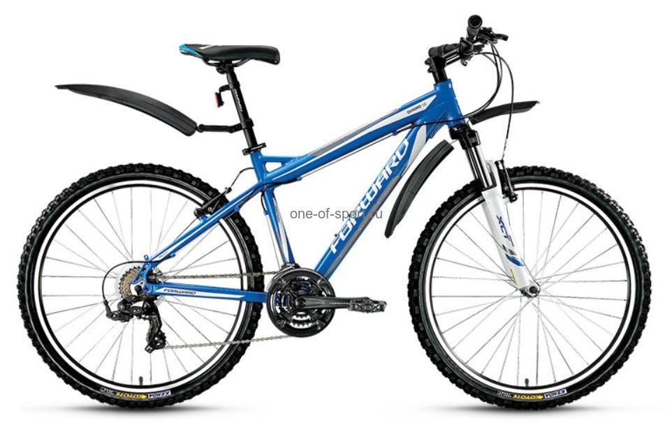 Велосипед Forward Quadro 1.0 26