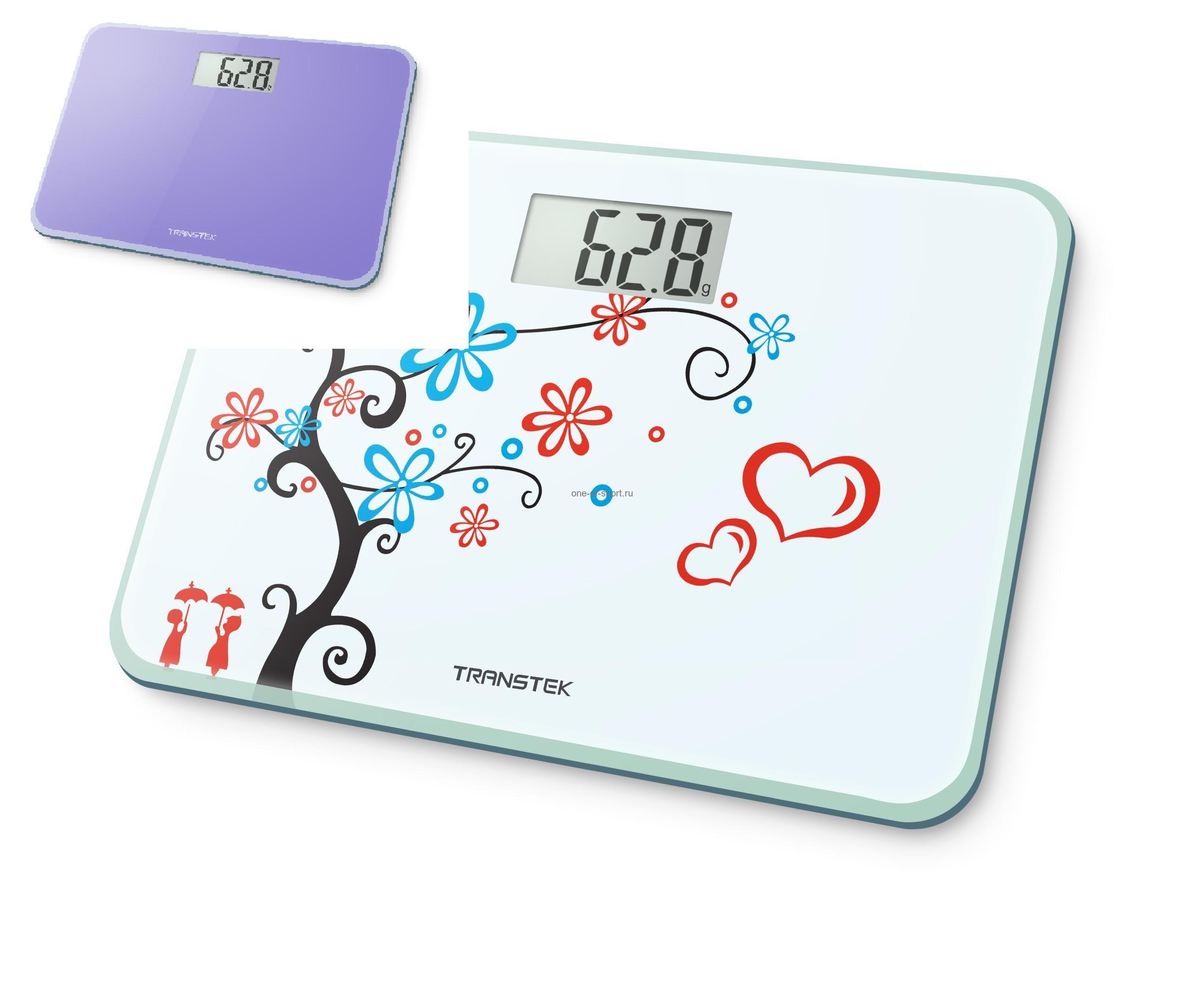 Весы электронные Transtek арт.GBS-947-P 150кг.