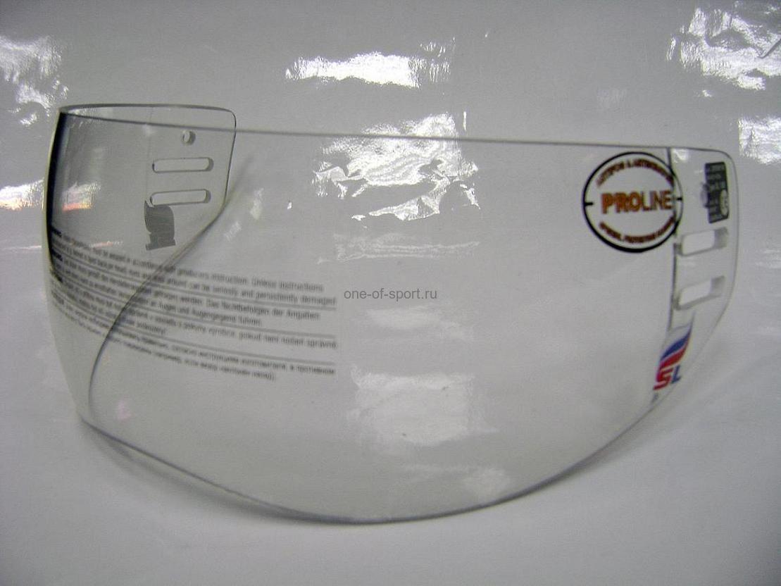 Визор SL Pro Line Clear Pro Wave арт.108