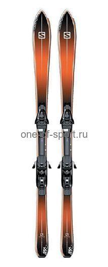Горные лыжи Salomon BBR 7.5 R+ EL10 B80 арт.L355299 р.145-175