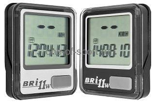 Велокомпьютер Stels 10 функций арт.BRI-11W (бепровод.)