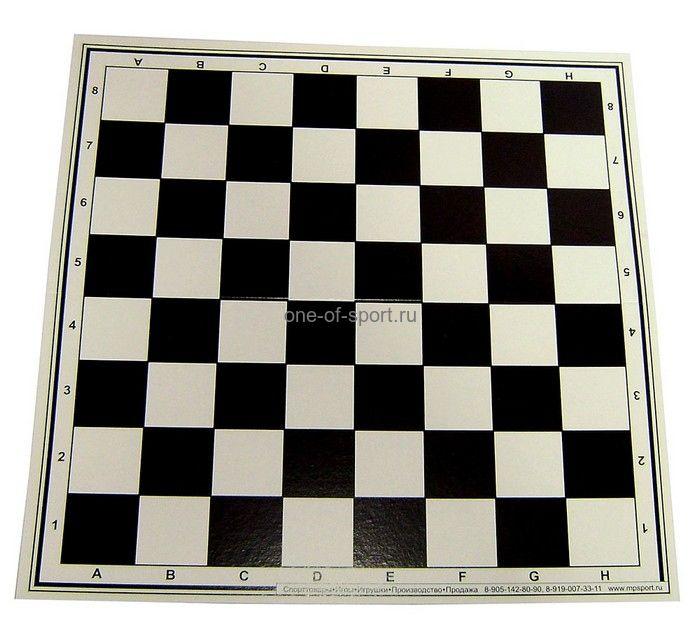 Доска для шахмат (гофрокартон со сгибом) 02-65