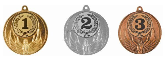 Заготовка медали MD 6145 45мм с вкладышем