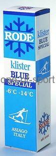 Клистер без фтора Rode арт.K10 -6/-14 Blue Special 55г.