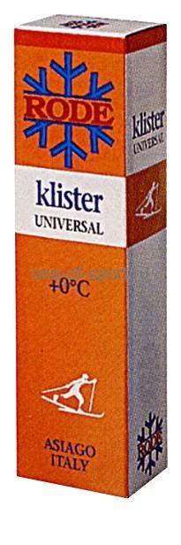 Клистер без фтора Rode арт.K70 0 Universal 55г.