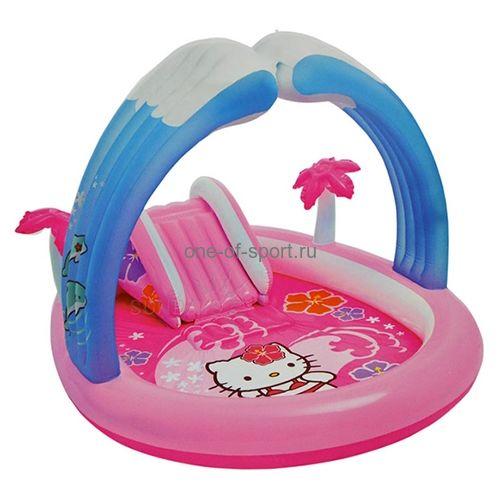 Игровой центр Intex арт.57137 Hello Kitty 208х160х119см