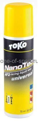Клистер со фтором Toko NanoTec HF 0/-10 (спрей) 50мл