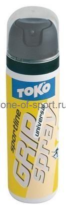 Клистер без фтора Toko 0 Sportline (спрей) 70мл