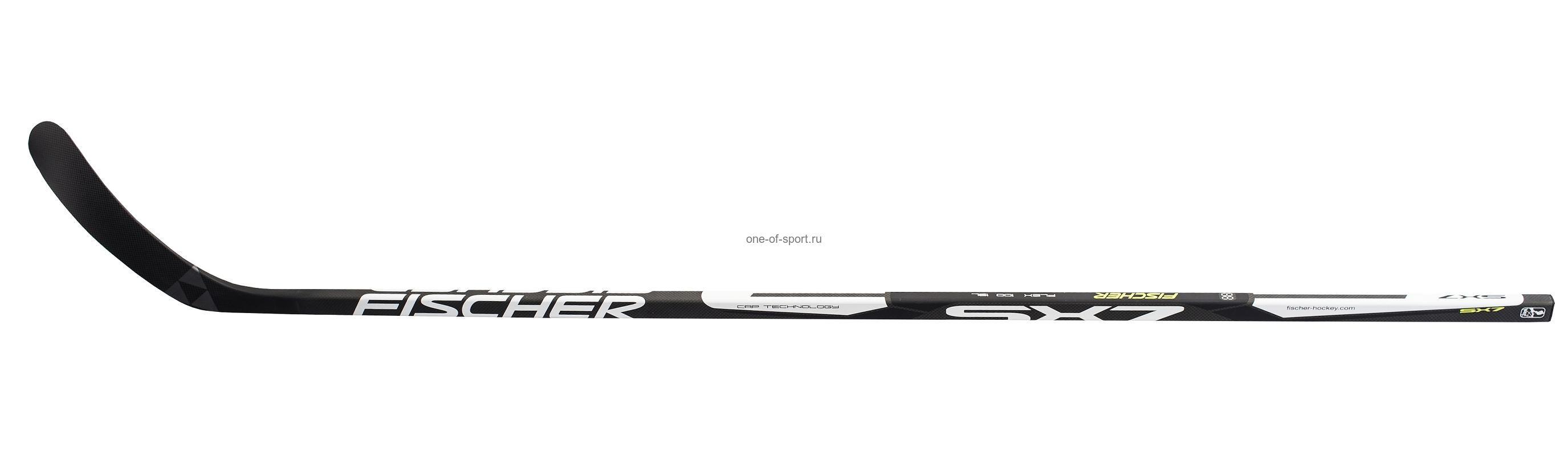 Клюшка хоккейная Fischer SX7 100 Matt SR арт.H11314