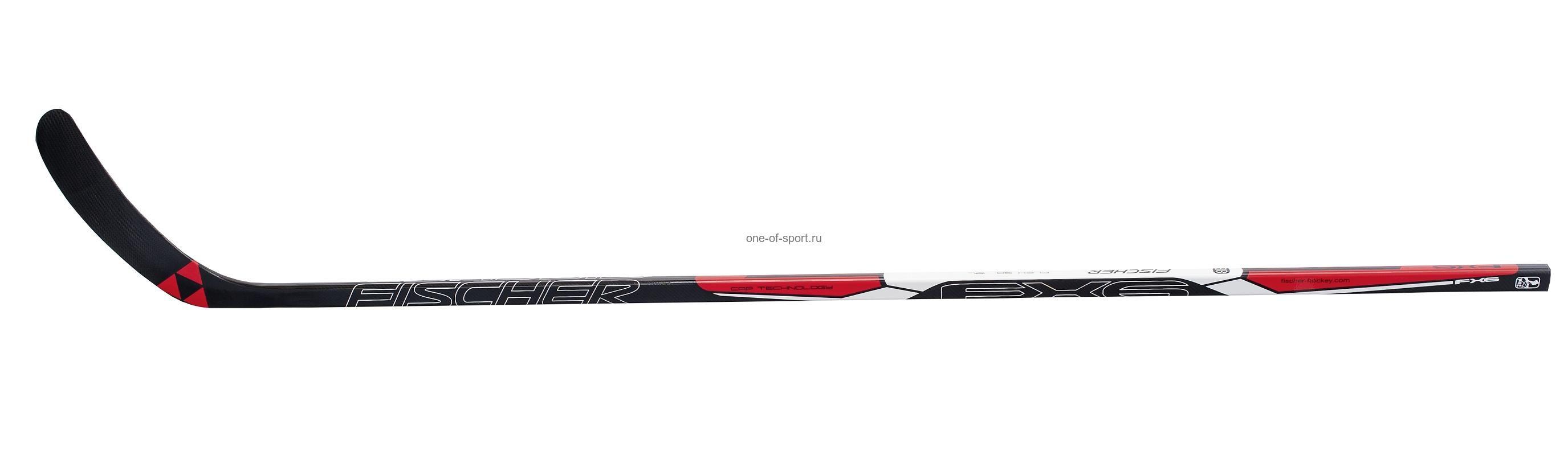 Клюшка хоккейная Fischer FX6  SR арт.H12514
