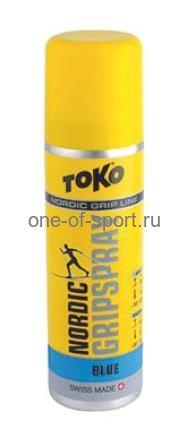 Клистер без фтора Toko -7/-30 Blue (спрей) 70мл