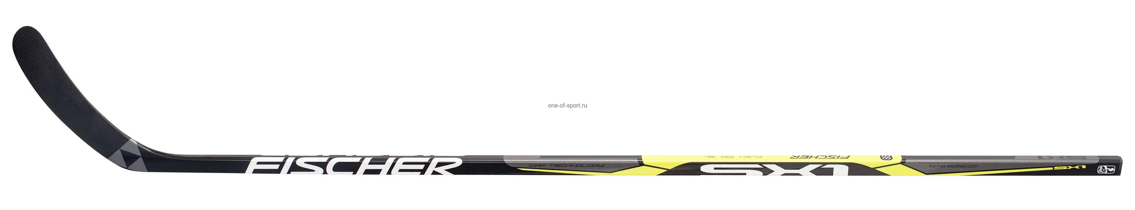 Клюшка хоккейная Fischer SX1 100 Grip SR арт.H12214