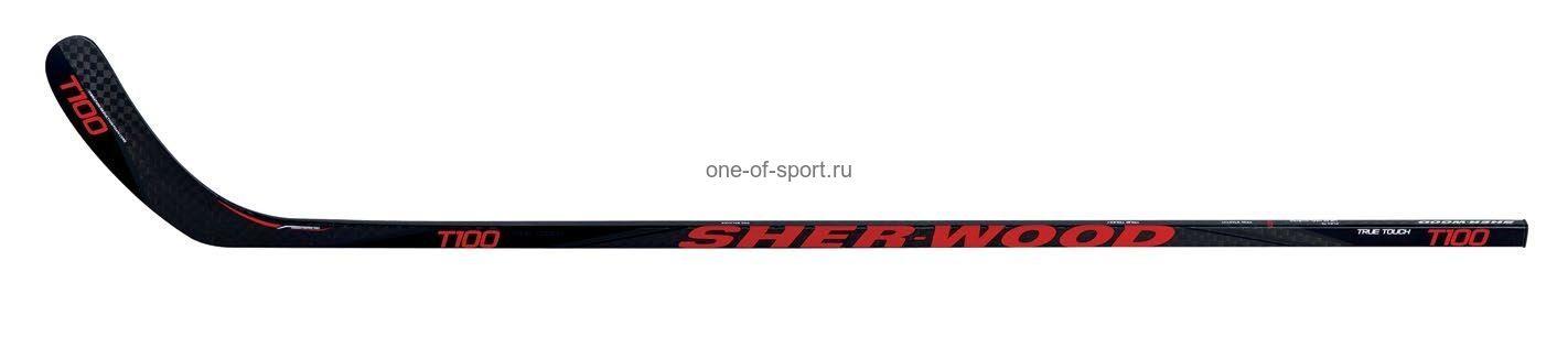 Клюшка хоккейная Sher-Wood T 100 Grip 40 JR