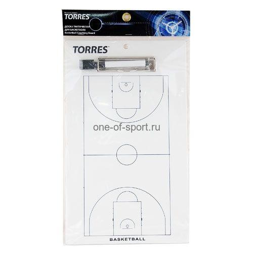 Доска тактическая Torres баскетбол арт.TR1003B