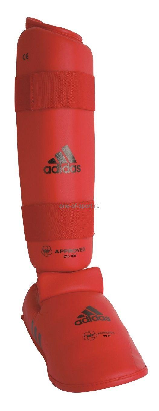 Защита голени и стопы Adidas арт.661.35 р.XS-L