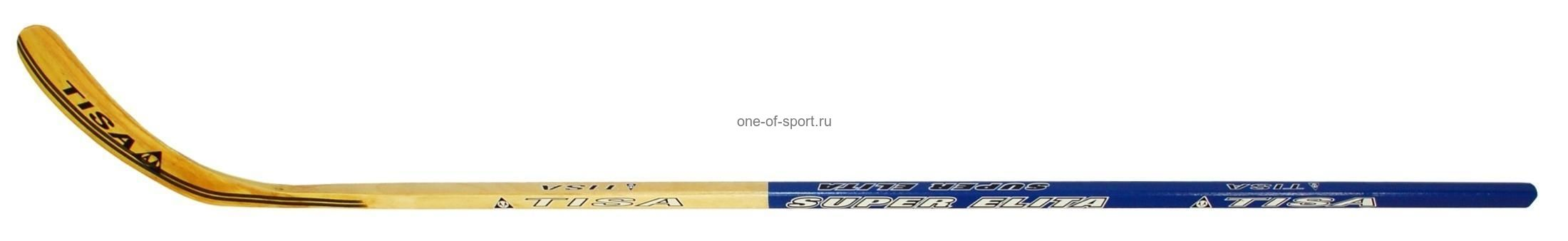 Клюшка хоккейная Tisa Super Elita SR арт.Е72042