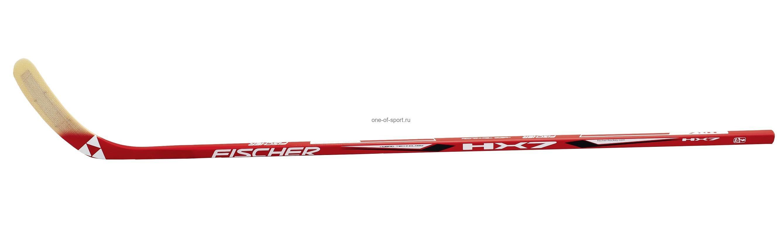 Клюшка хоккейная Fischer HX7 SR арт.H14614