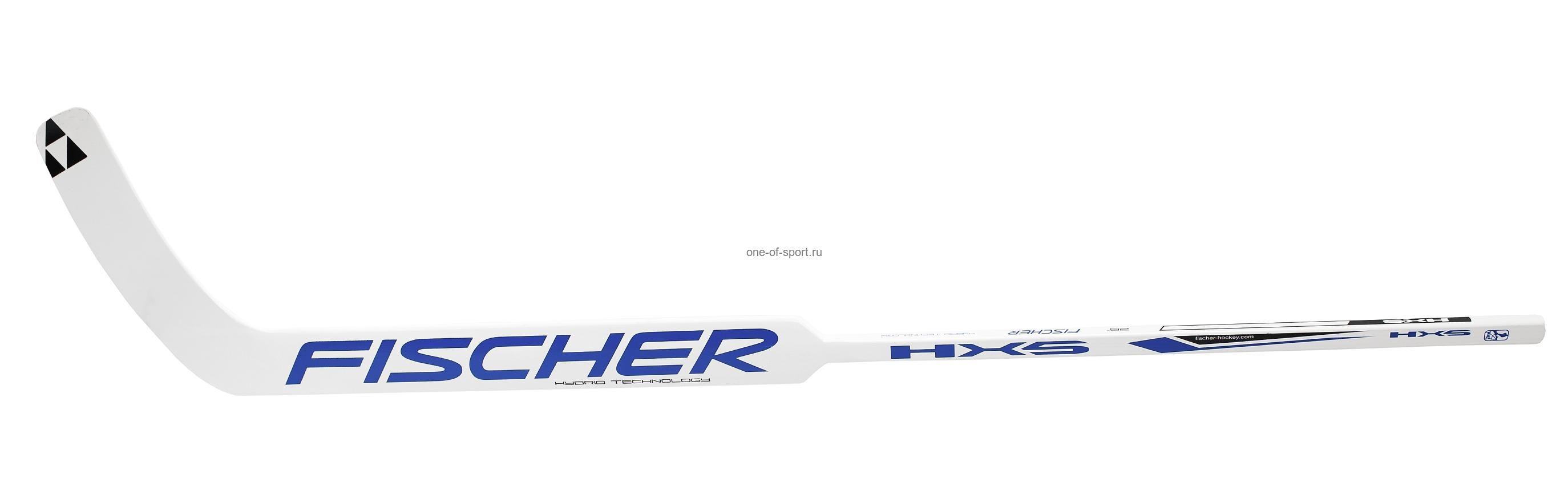 Клюшка вратаря Fischer HX5 SR арт.H18214