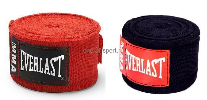 Бинт боксерский Everlast арт.4453 MMA 2.54м