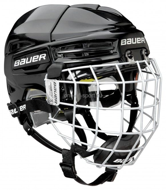 Шлем хоккейный с маской Bauer Helmet C арт.IMS 5.0 р.S-L